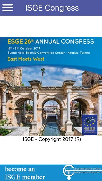 ISGE – The International Society for Gynecologic Endoscopy