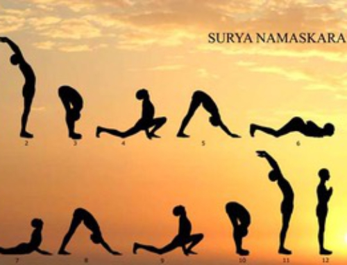 Yoga session recording